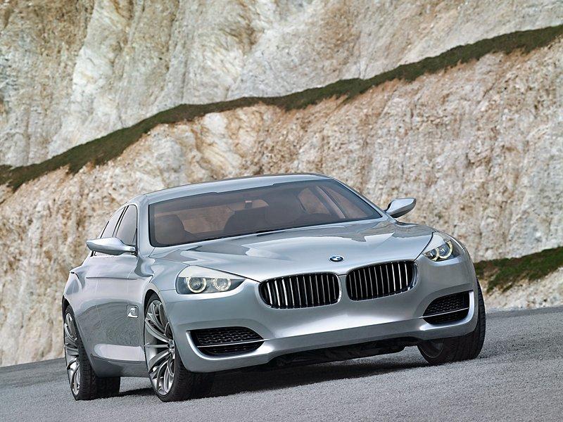 Projekt supersedanu BMW CS zastaven: - fotka 10
