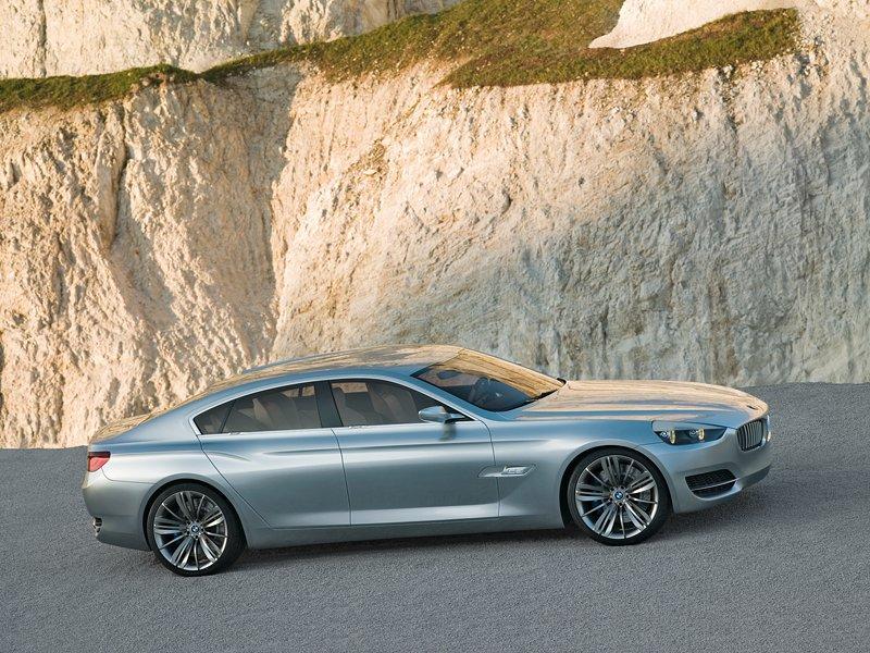 Projekt supersedanu BMW CS zastaven: - fotka 13