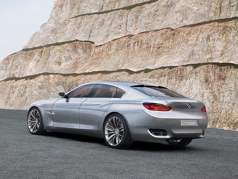 Projekt supersedanu BMW CS zastaven: - fotka 14