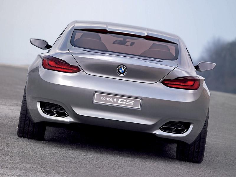 Projekt supersedanu BMW CS zastaven: - fotka 15