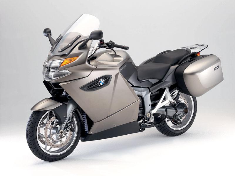 BMW 2009: K1300S, K1300R, K1300GT (6x video!): - fotka 6