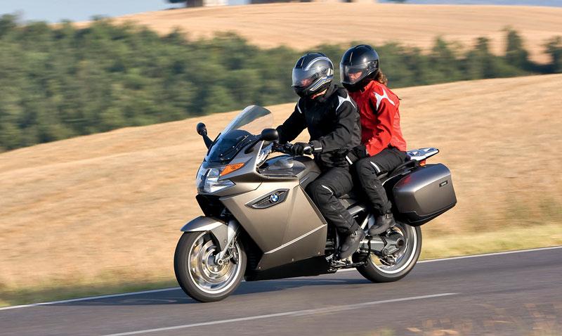 BMW 2009: K1300S, K1300R, K1300GT (6x video!): - fotka 10