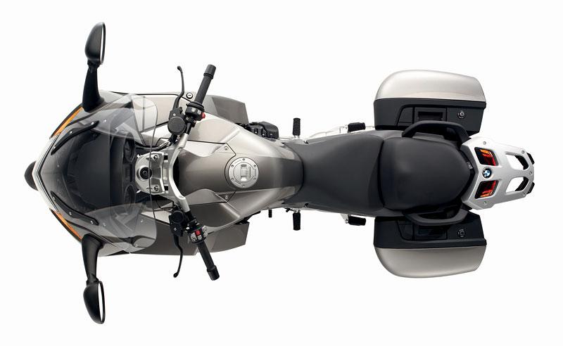 BMW 2009: K1300S, K1300R, K1300GT (6x video!): - fotka 14