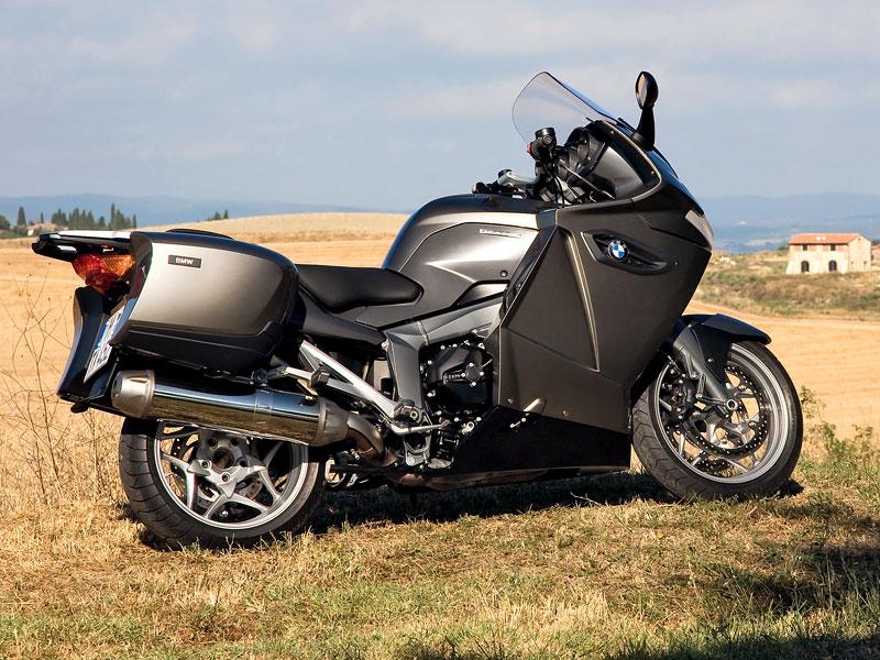 BMW 2009: K1300S, K1300R, K1300GT (6x video!): - fotka 18