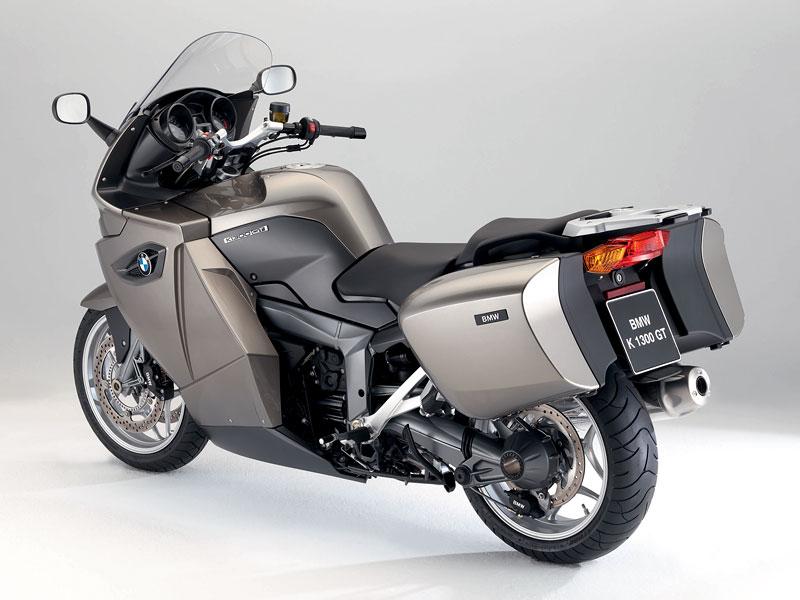 BMW 2009: K1300S, K1300R, K1300GT (6x video!): - fotka 21