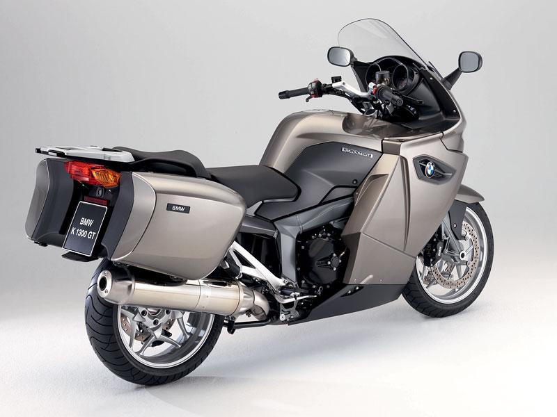 BMW 2009: K1300S, K1300R, K1300GT (6x video!): - fotka 22