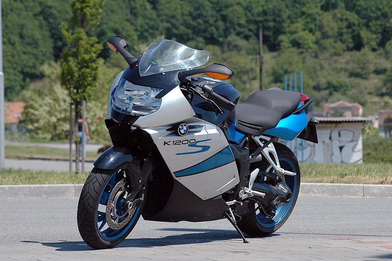 Test - BMW K1200S: nejlepší z nejlepších: - fotka 6