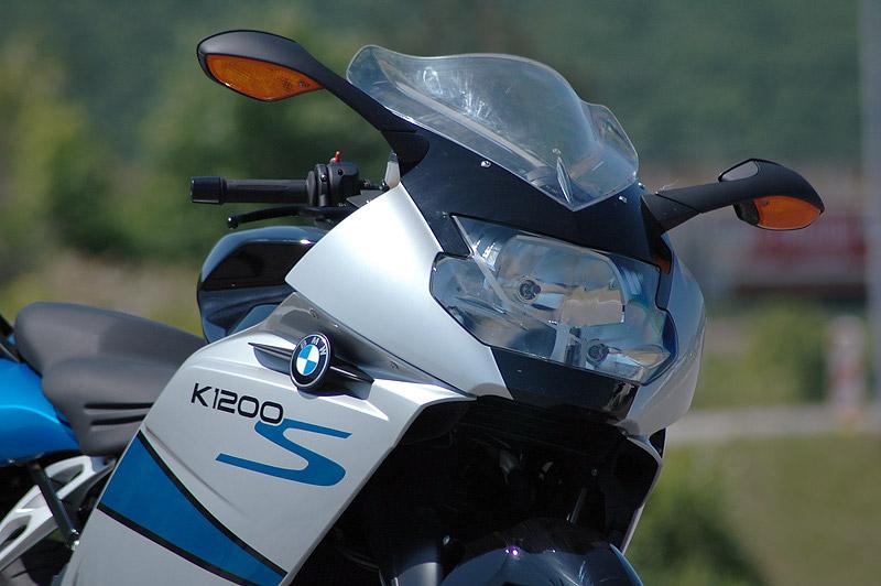 Test - BMW K1200S: nejlepší z nejlepších: - fotka 28