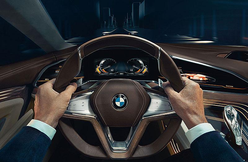 Válka Germánů pokračuje, BMW řady 9 se postaví S-Klasse od Maybachu: - fotka 2