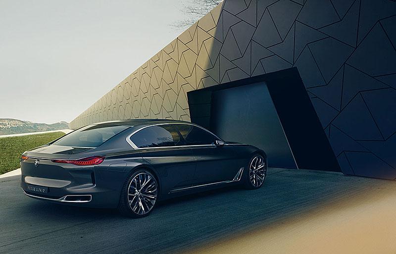 Válka Germánů pokračuje, BMW řady 9 se postaví S-Klasse od Maybachu: - fotka 22