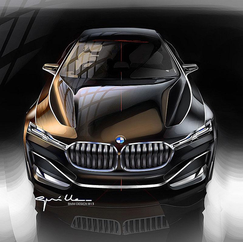 Válka Germánů pokračuje, BMW řady 9 se postaví S-Klasse od Maybachu: - fotka 39