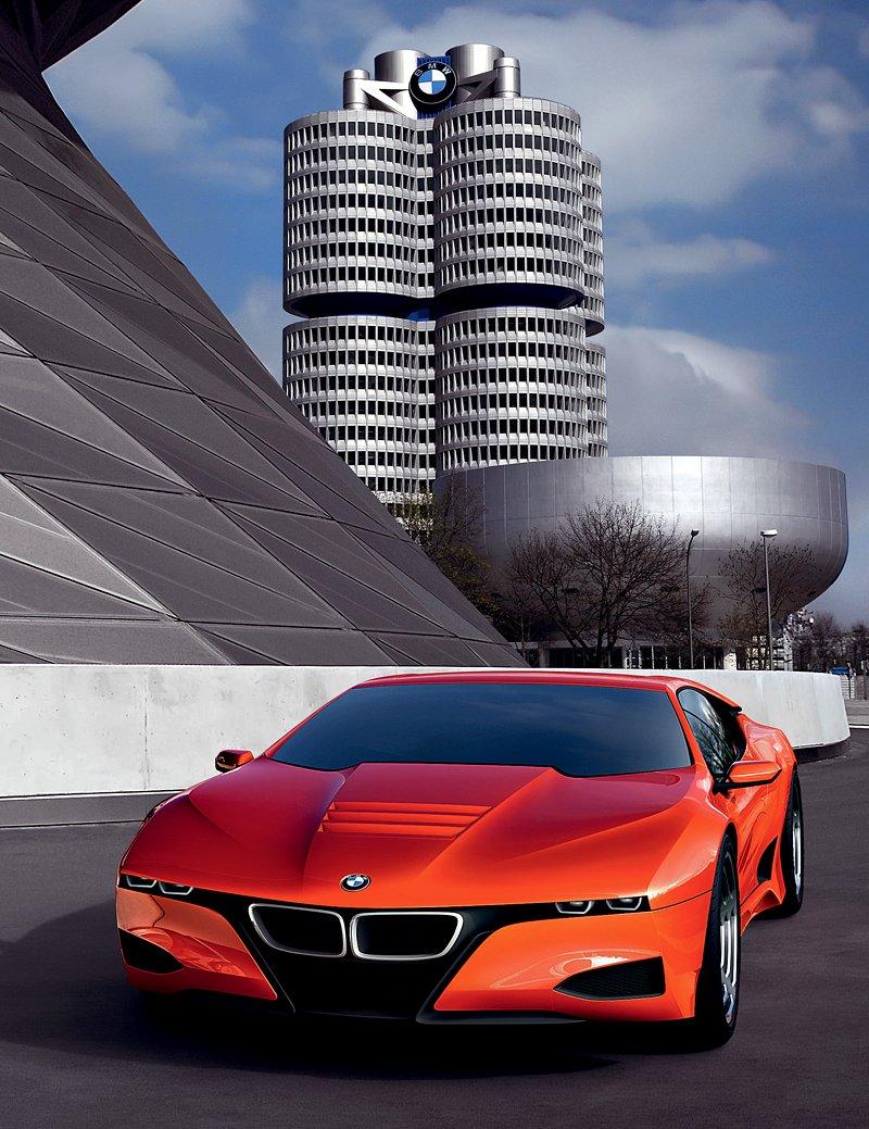 BMW M1 se vrátilo: - fotka 3