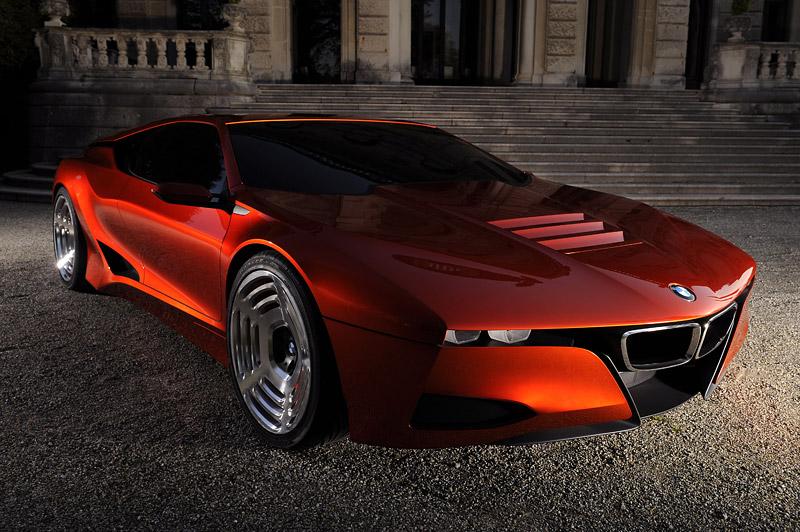 Koncept BMW M1 Hommage se bude vyrábět!: - fotka 4