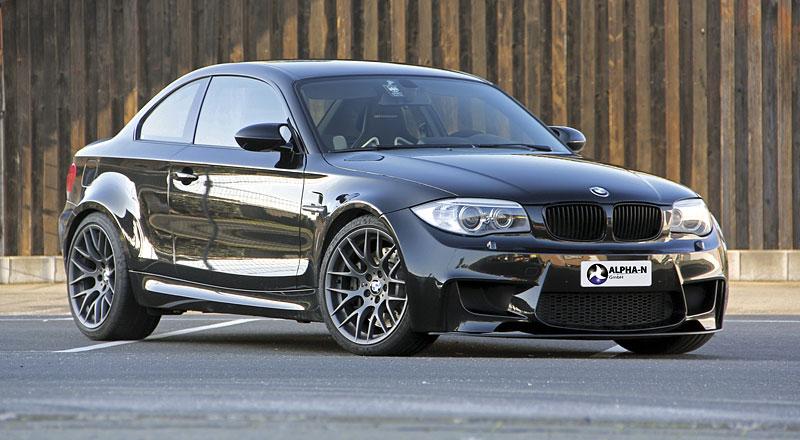 BMW 1M Coupé má 564 koní po zákroku Alpha-N GmbH: - fotka 5
