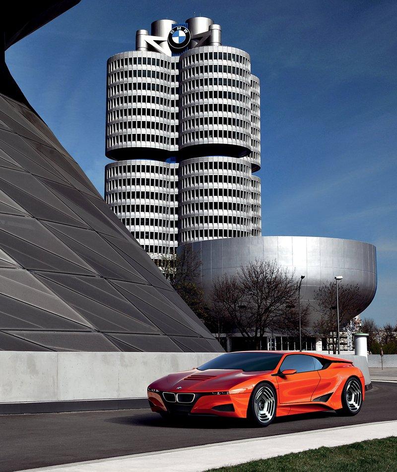 BMW M1 se vrátilo: - fotka 7