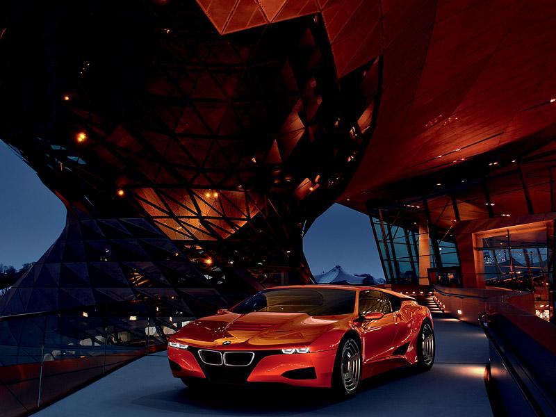 BMW M1 se vrátilo: - fotka 8