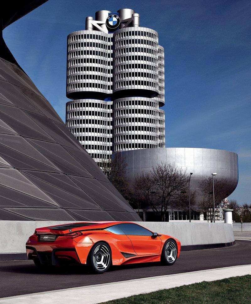 BMW M1 se vrátilo: - fotka 12