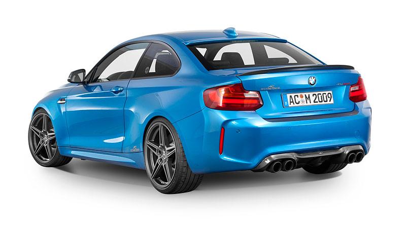 AC Schnitzer ladí BMW M2 na 420 koní: - fotka 12
