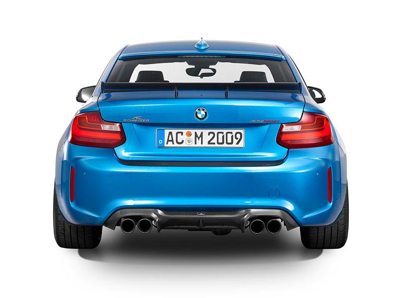AC Schnitzer ladí BMW M2 na 420 koní: - fotka 13