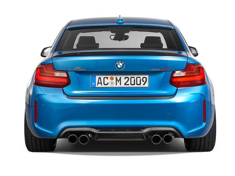 AC Schnitzer ladí BMW M2 na 420 koní: - fotka 14