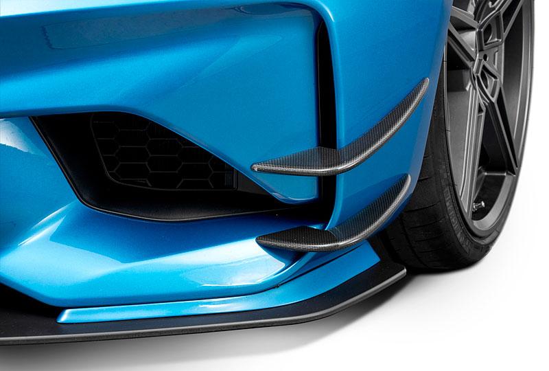 AC Schnitzer ladí BMW M2 na 420 koní: - fotka 17