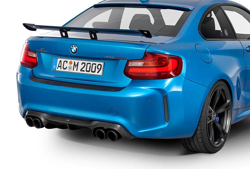 AC Schnitzer ladí BMW M2 na 420 koní: - fotka 20