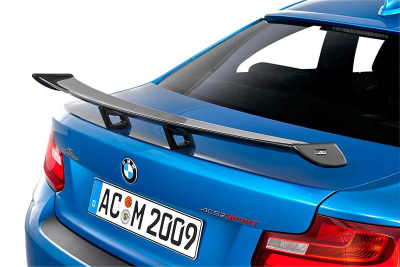 AC Schnitzer ladí BMW M2 na 420 koní: - fotka 21