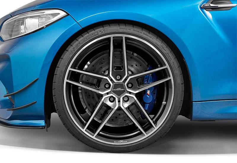 AC Schnitzer ladí BMW M2 na 420 koní: - fotka 25