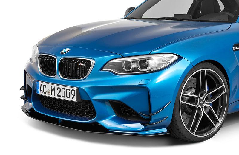 AC Schnitzer ladí BMW M2 na 420 koní: - fotka 26