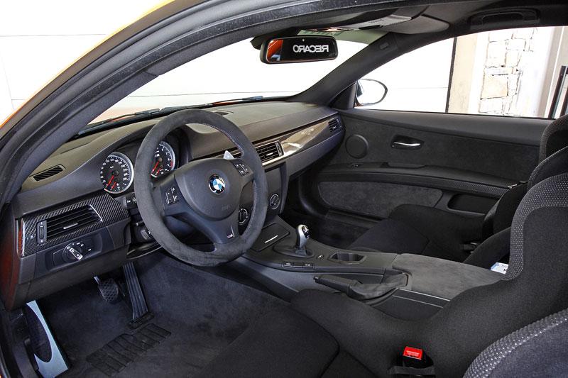 BMW M3 GTS: malé zklamání(?), velká fotogalerie: - fotka 1