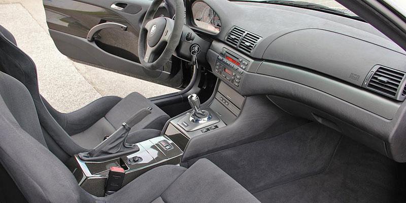 Ke koupi je vzácné BMW M3 CSL. Za tři miliony korun!: - fotka 1