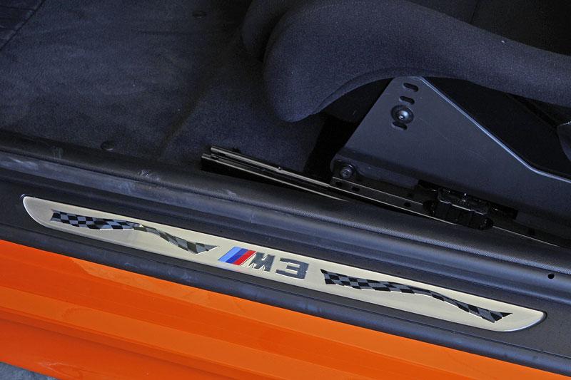 G-Power připravuje tuning pro BMW M3 GTS: - fotka 8