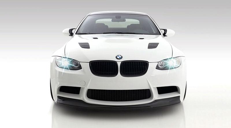 BMW M3: karbonový paket GTS3 od Vorsteiner: - fotka 1