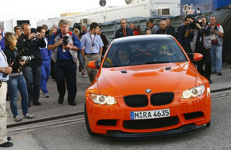 BMW M3 GTS: malé zklamání(?), velká fotogalerie: - fotka 8