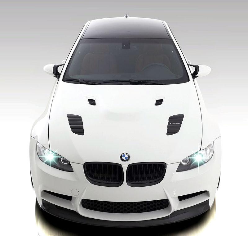 BMW M3: karbonový paket GTS3 od Vorsteiner: - fotka 2