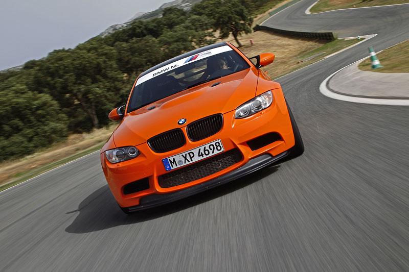 BMW M3 GTS: malé zklamání(?), velká fotogalerie: - fotka 11