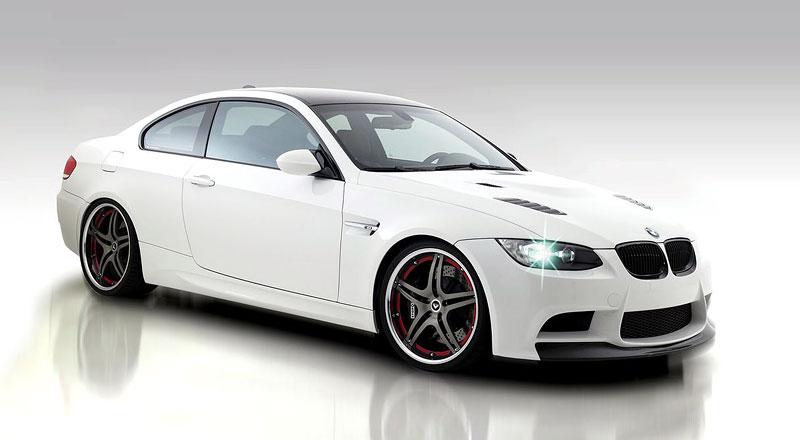 BMW M3: karbonový paket GTS3 od Vorsteiner: - fotka 3