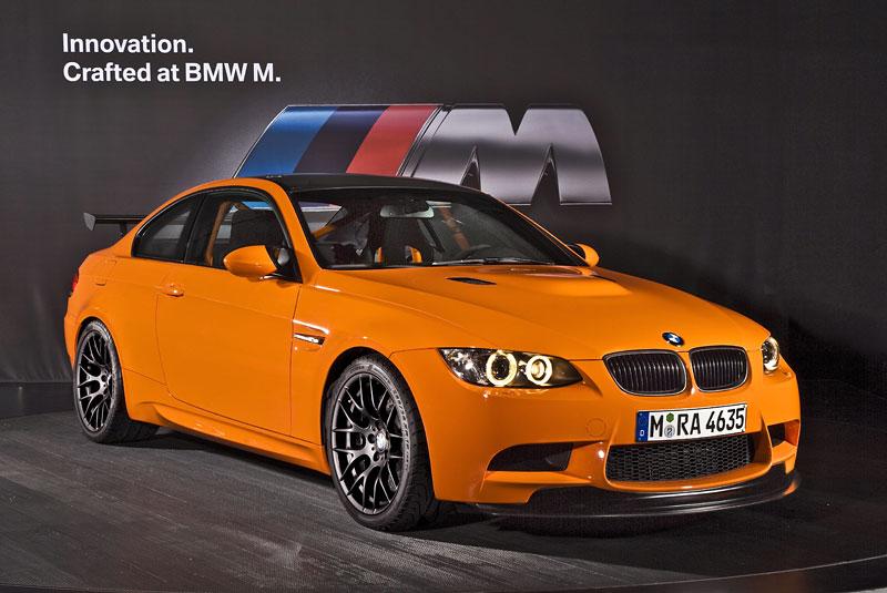 BMW M3 GTS: malé zklamání(?), velká fotogalerie: - fotka 17