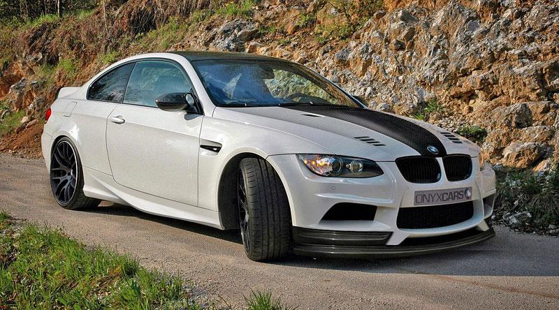 BMW M3: v lepší formě díky Onyx Concept: - fotka 2