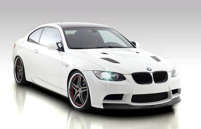 BMW M3: karbonový paket GTS3 od Vorsteiner: - fotka 4