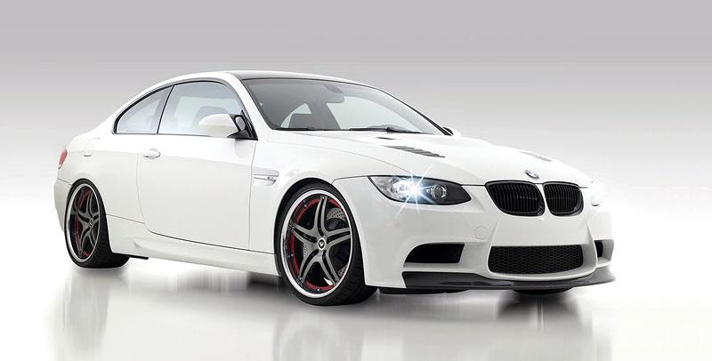 BMW M3: karbonový paket GTS3 od Vorsteiner: - fotka 5