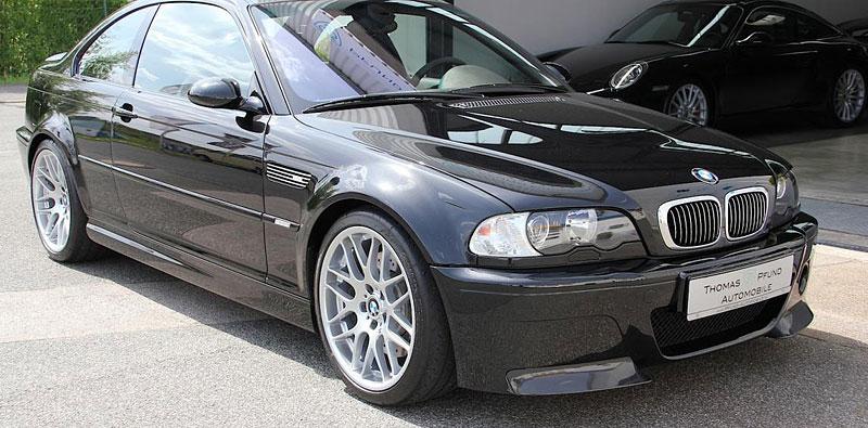 Ke koupi je vzácné BMW M3 CSL. Za tři miliony korun!: - fotka 5
