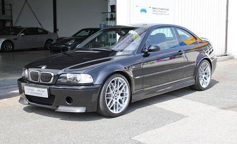 Ke koupi je vzácné BMW M3 CSL. Za tři miliony korun!: - fotka 6