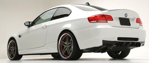 Vorsteiner BMW M3: variace na CSL: - fotka 3