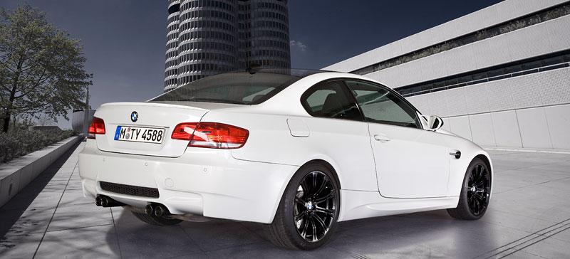 BMW M3 Edition Models: M3 Coupé je ještě více chic: - fotka 3