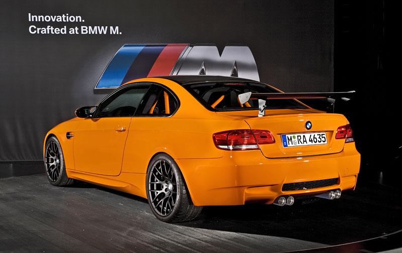 BMW M3 GTS: malé zklamání(?), velká fotogalerie: - fotka 43