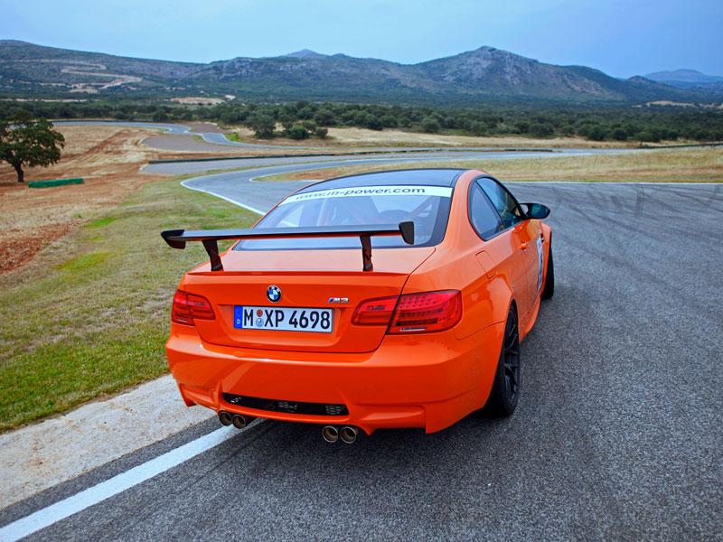 G-Power připravuje tuning pro BMW M3 GTS: - fotka 46