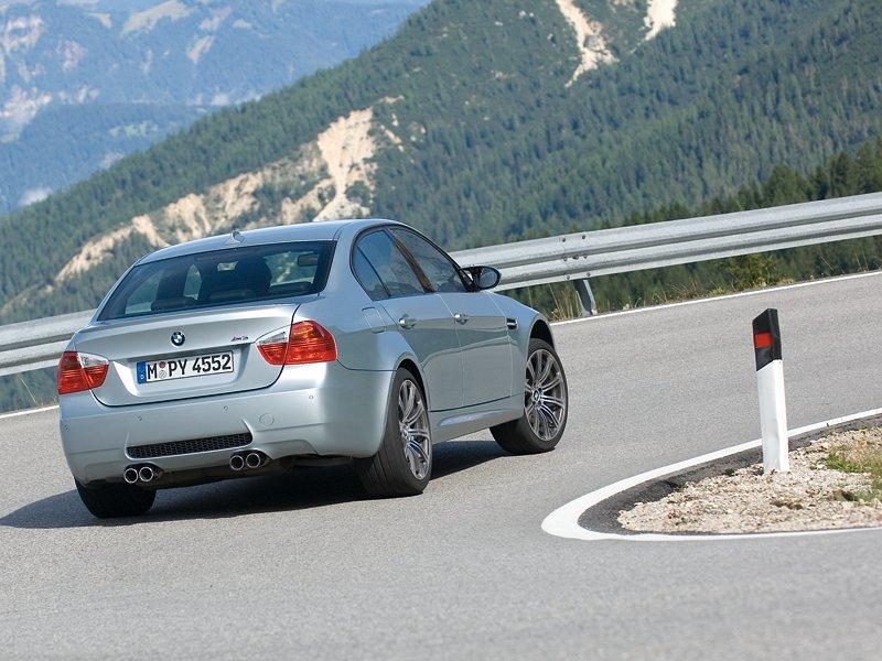 BMW M3: v příští generaci jen jako kupé a kabrio!: - fotka 18