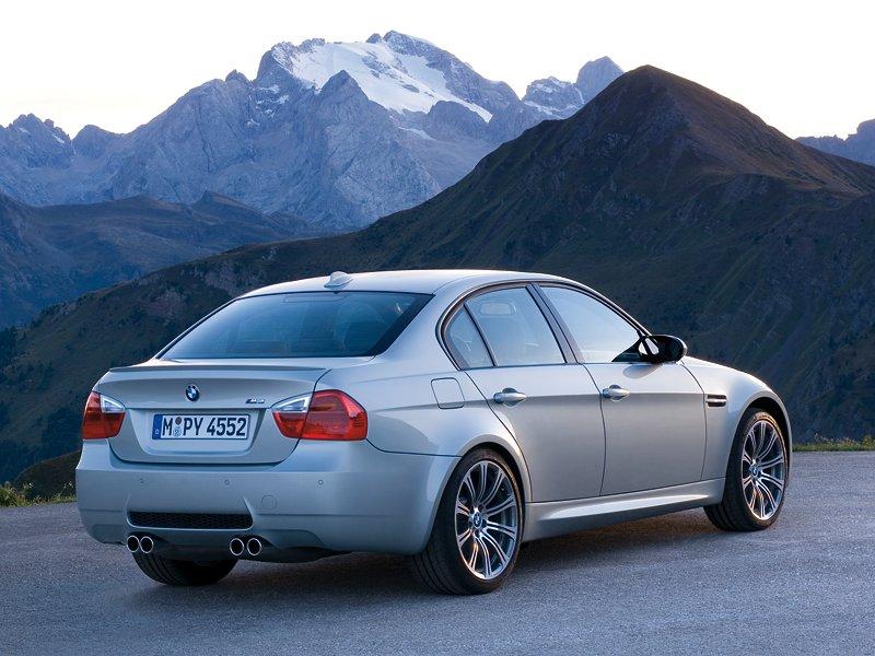 BMW M3: v příští generaci jen jako kupé a kabrio!: - fotka 19