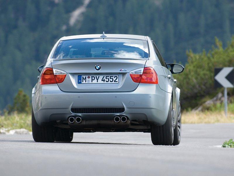 BMW M3: v příští generaci jen jako kupé a kabrio!: - fotka 21